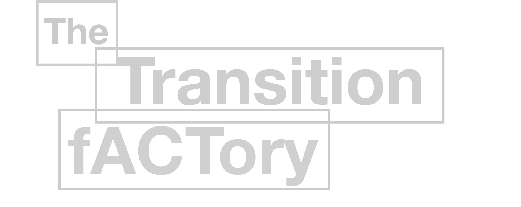 THE TRANSITION FACTORY